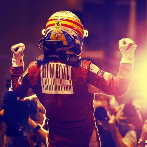 F1 赛车 体育 头盔