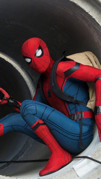 蜘蛛侠 英雄归来 电影 超级英雄 漫威