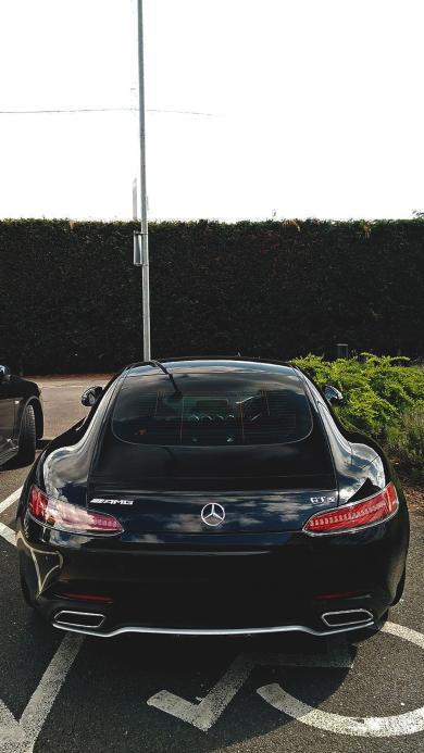 奔驰 Benz 梅赛德斯 跑车