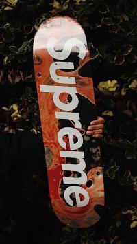 滑板 运动 supreme 品牌 个性