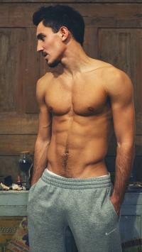 肌肉 腹肌 运动 健身 健美 欧美