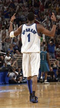 麦迪 魔术 magic NBA