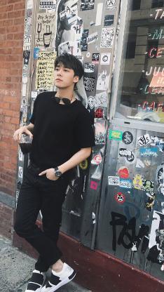 李易峰 演员 歌手 街拍 明星 艺人