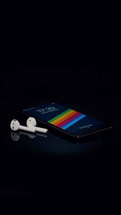 i8 iPhone 手机 电子产品 耳机