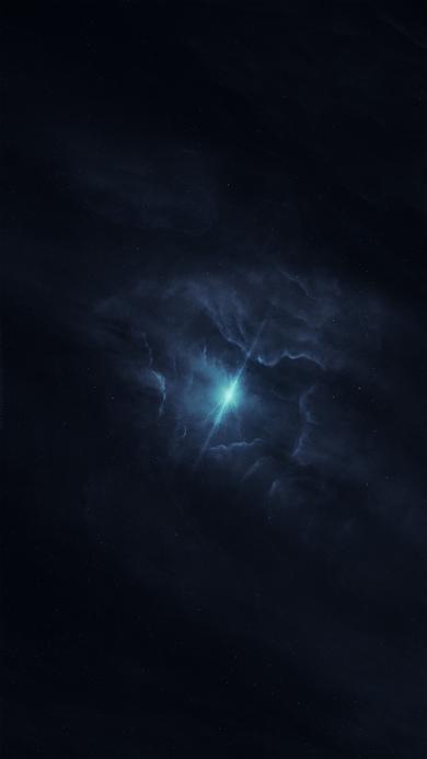 宇宙 太空 神秘 梦幻 黑色