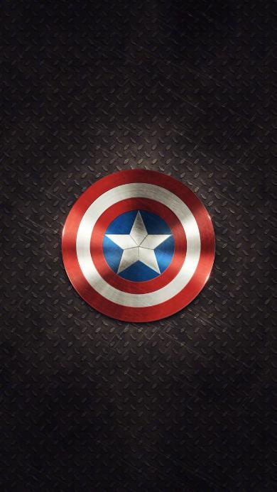 美国队长 盾牌 五角星 超级英雄 电影 欧美