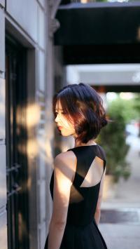 韩国 美女 尹善英 歌手