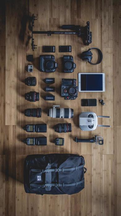 摄影 器材 单反 支架 相机 镜头