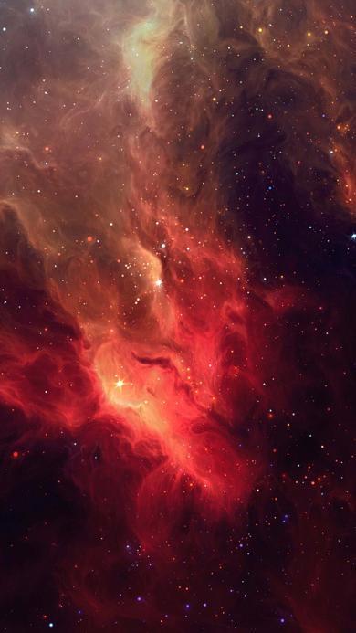 星空 星系 宇宙 太空