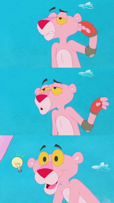 迪士尼动画 粉红顽皮豹