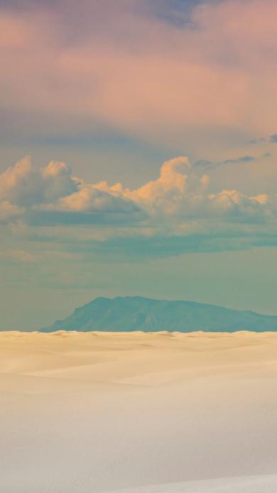 天空 云彩 风景 渐变