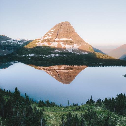景观 山水 风景 自然 倒映
