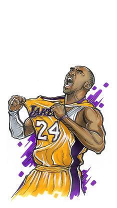 科比 篮球运动员 球星 NBA