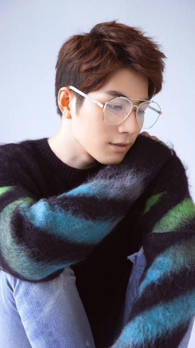 陈学冬 演员 艺人 眼镜