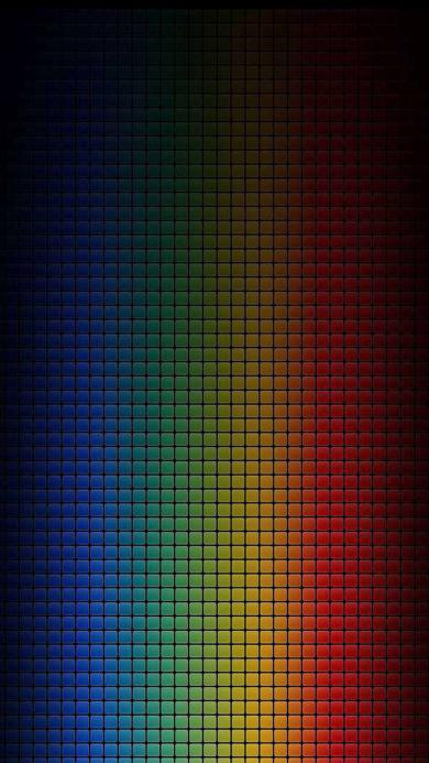 渐变 色彩 色块