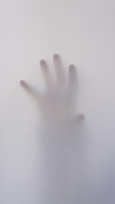 手 朦胧 诡异 影子  模糊