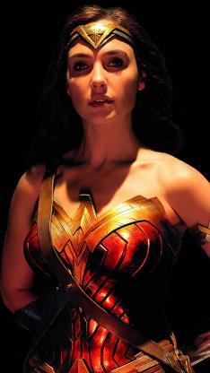 正义联盟 超级英雄 电影 海报 神奇女侠