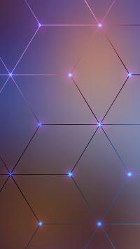 创意 几何 光线 点