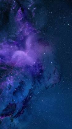 星空 璀璨 银河 宇宙