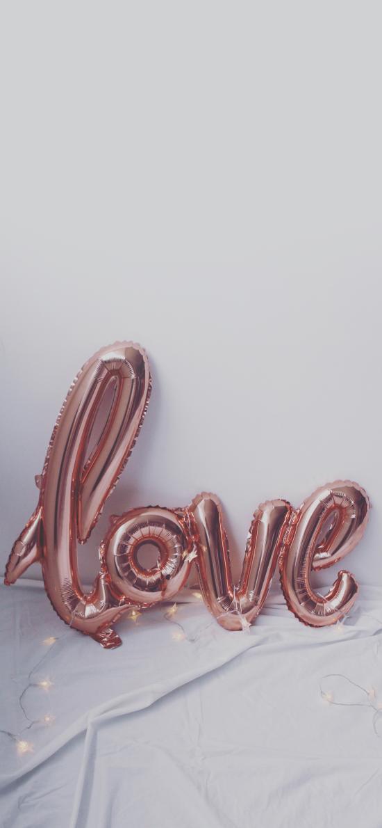 love 爱情 浪漫 气球