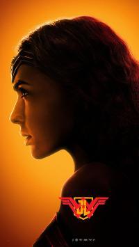 正义联盟 超级英雄 电影 神奇女侠 海报