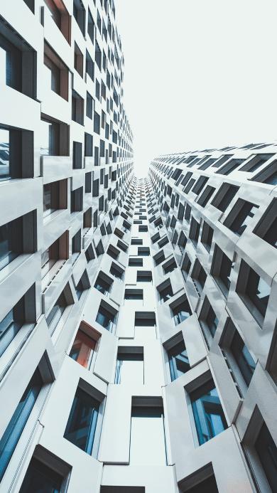 建筑 设计 高楼大厦 天空