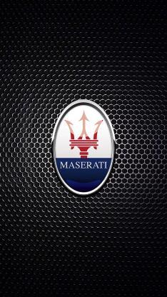 玛莎拉蒂 汽车 超级跑车 标志 logo