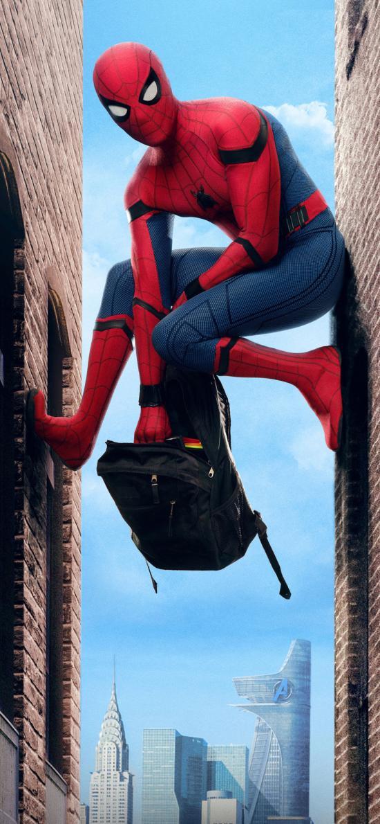 蜘蛛侠 英雄归来 电影 超级英雄