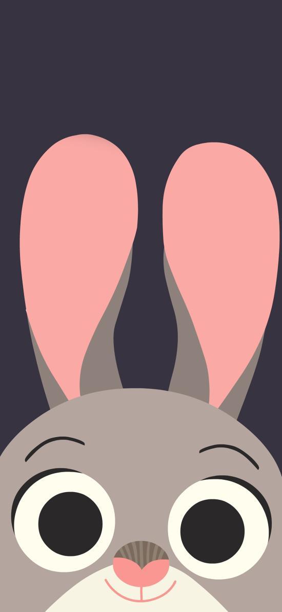 疯狂动物城 朱迪·霍普斯 棉尾兔 动画 电影