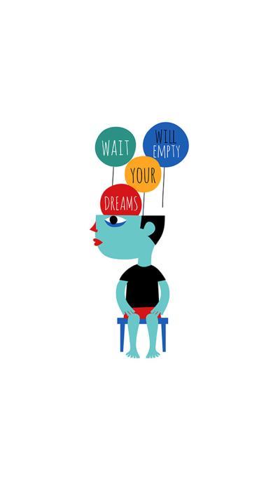 插画 色彩 大脑 脑结构 创意