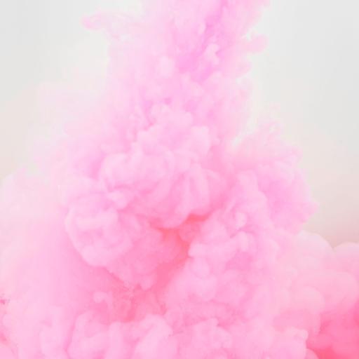 粉色烟雾 渐变 晕染
