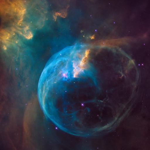 太空 宇宙 神秘 星空 梦幻