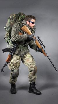 美国陆军 战备 枪械