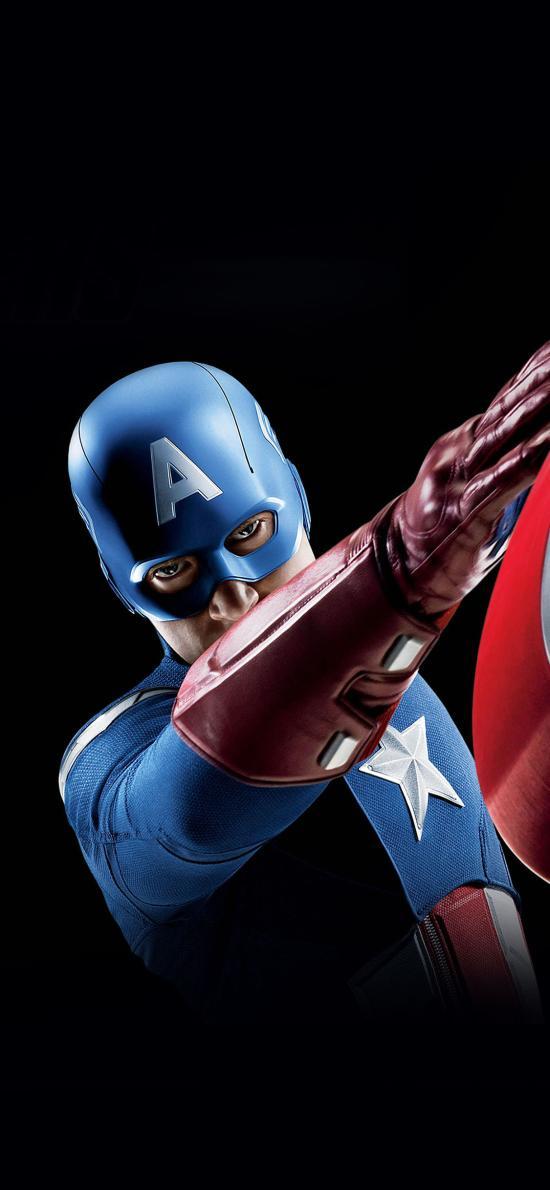 美国队长 超级英雄 欧美 电影人物