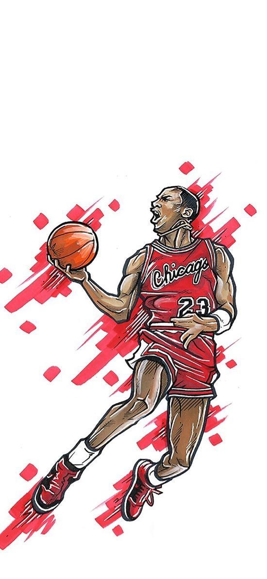 篮球 球星 投篮 运动 NBA