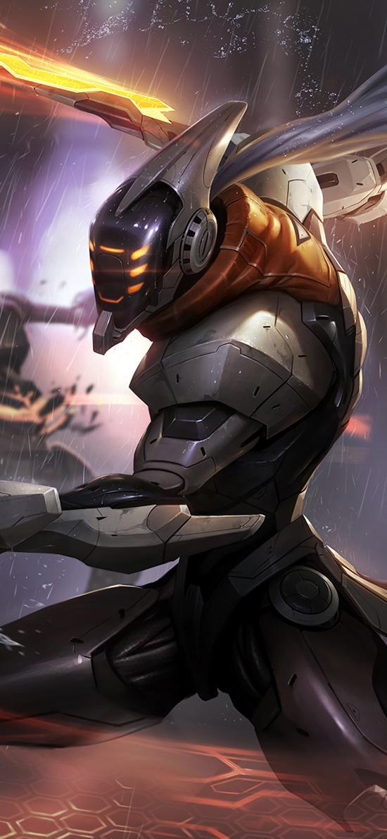 英雄联盟游戏 源计划 英雄皮肤