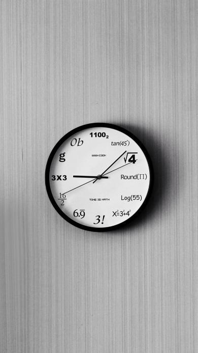 函数 数学 钟表 挂钟