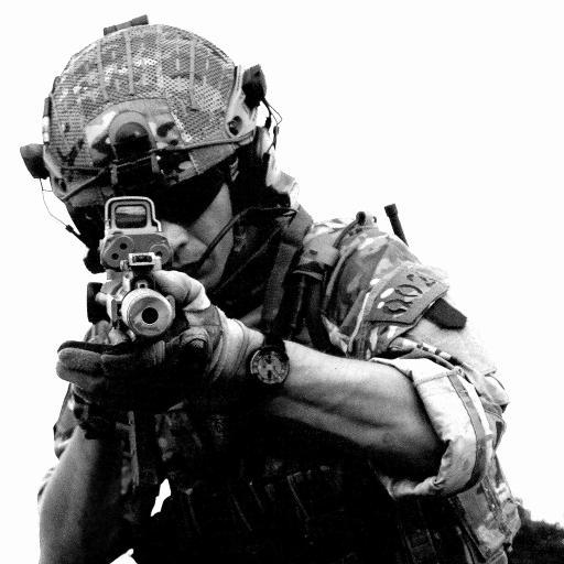 士兵 持枪 军人 危险