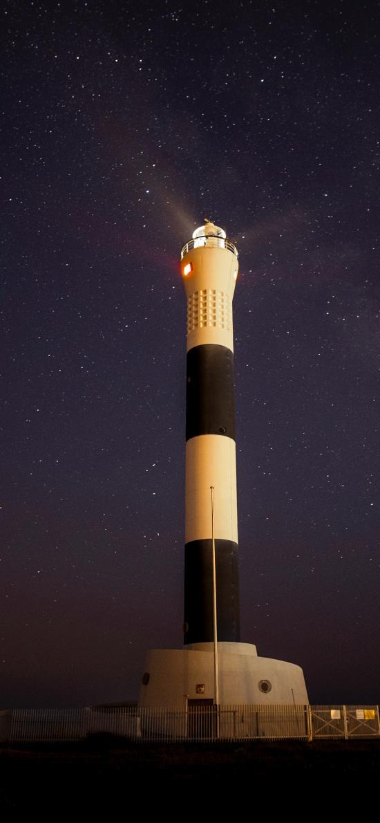 照明 夜晚 灯塔 指向标