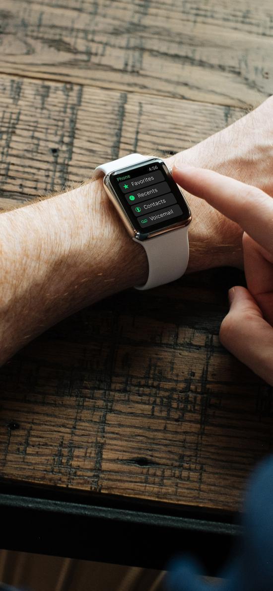 iwatch 苹果手表 男性 科技 触屏