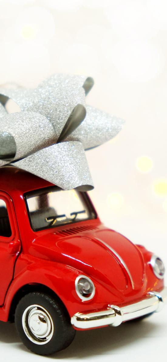 小车 模型 玩具 礼花