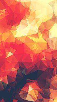 几何 色彩 立体 渐变
