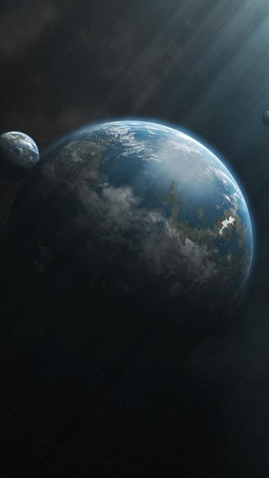 地球 宇宙 星球 太空 神秘
