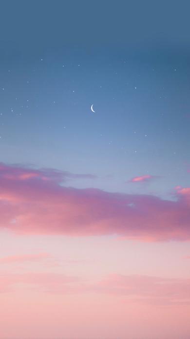 天空 唯美 浪漫 云彩