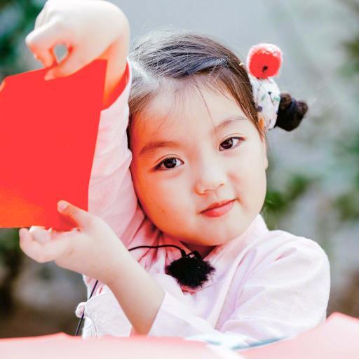 阿拉蕾 崔雅涵 小女孩 爸爸去哪儿第五季 可爱