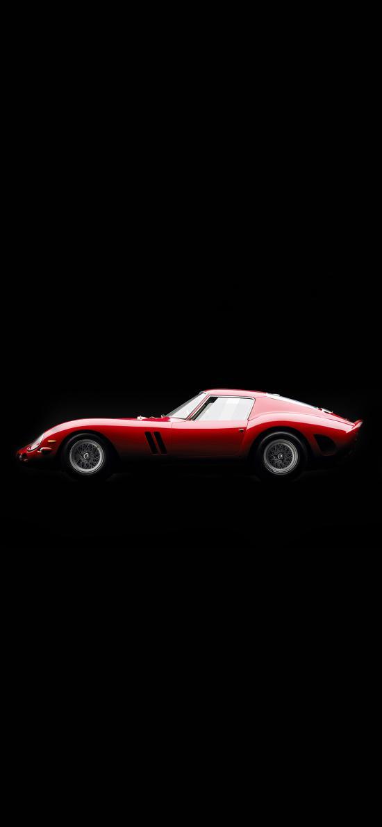 法拉利 红色 超级跑车 豪车 炫酷