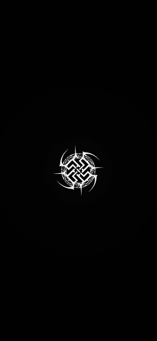 LOGO 标志 简约 黑