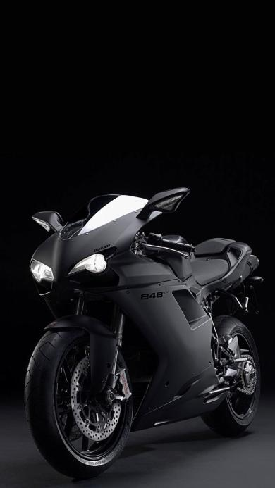 摩托 机车 哈雷 黑色 炫酷 机械