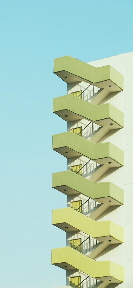 建筑 楼梯 房屋 楼房