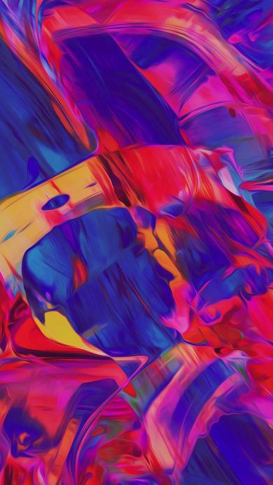 色彩 抽象 炫丽